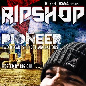 RipShop - Pioneer [01 - Album Cover]