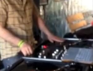DJ Reel Drama Warm Up Session for the BBoys – Kulturez Rebirth Event